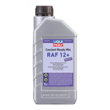 Coolant Ready Mix RAF12 Plus